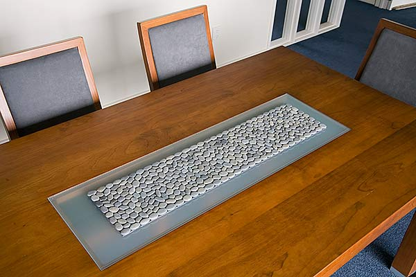 Stone Mat, Table Runner · Stone Mat, Table Placemat